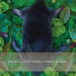 Local Extinctions Front Cover Only